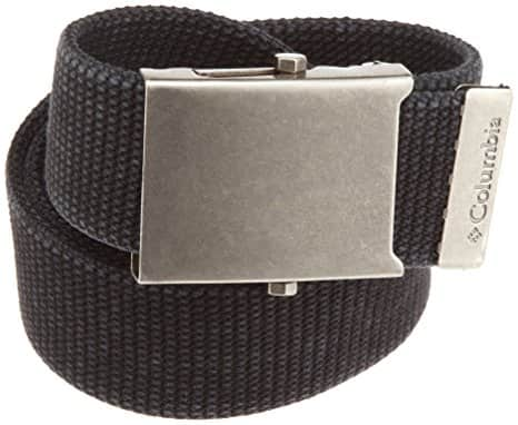 3-pk Columbia Men's Military-style Web Belts $6.96 with Prime