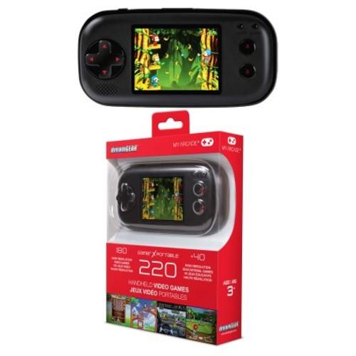 dreamGEAR DGUN-2580 Gamer X Portable Handheld Gaming System ($5.19 + Free in-store pickup)
