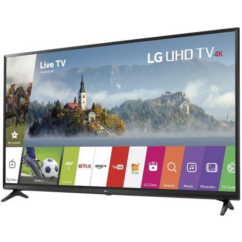 """LG 49UJ6300 - 49"""" UHD 4K HDR Smart LED TV 339.99 or less YMMV $339.99"""