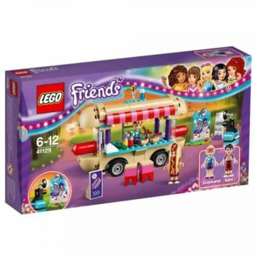 LEGO Friends Amusement Park Hot Dog Van Construction Set- In store pickup only $5  YMMV