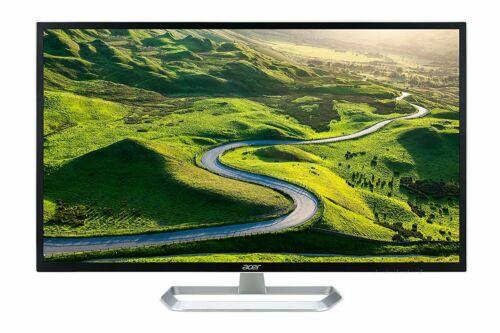 "Acer EB321HQU Dbmidphx 32"" Monitor QHD 2560x1440 Certified Refurbished $151.99 free shipping"