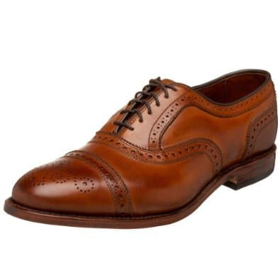 Allen Edmonds firsts via Amazon - Park Ave, Strand and McAllister dress shoes from $259 + tax (free shipping and returns)