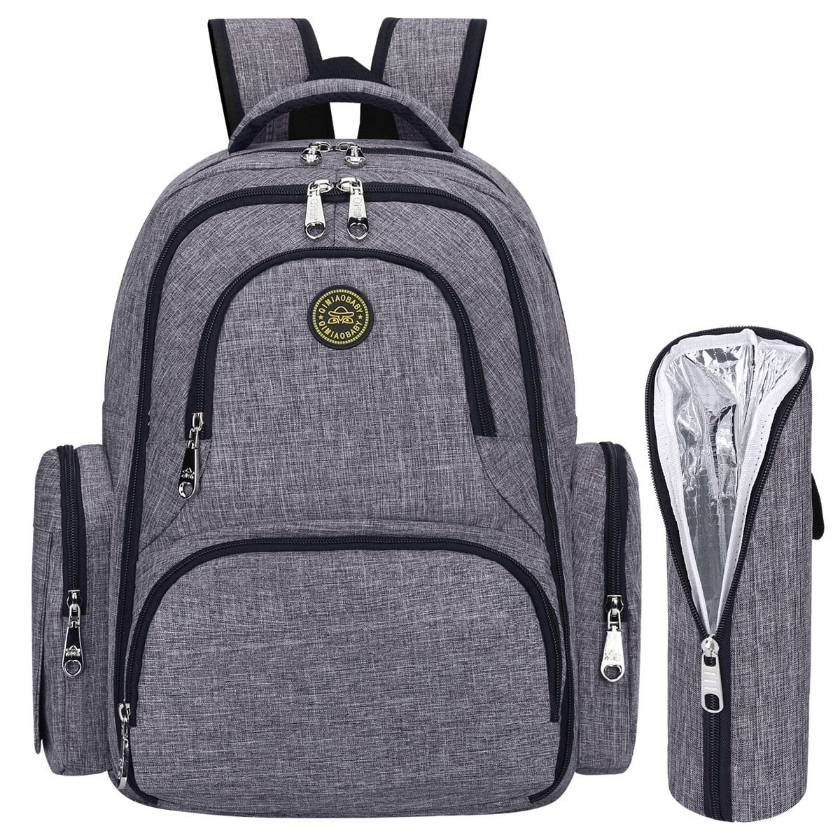 Water-resistant Baby Diaper Bag Smart Organizer Backpack $24.78 @amazon