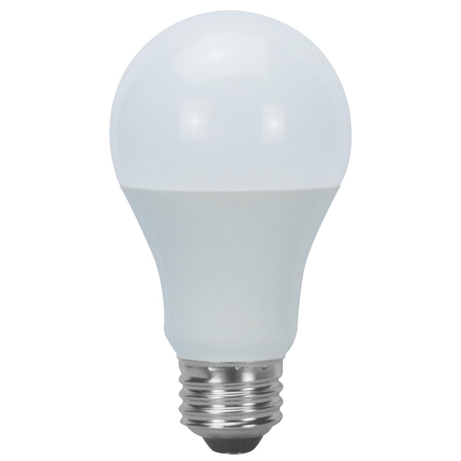 Utilitech 2-Pack 40W Equivalent Warm White A19 LED Light Bulbs $0.25 per bulb