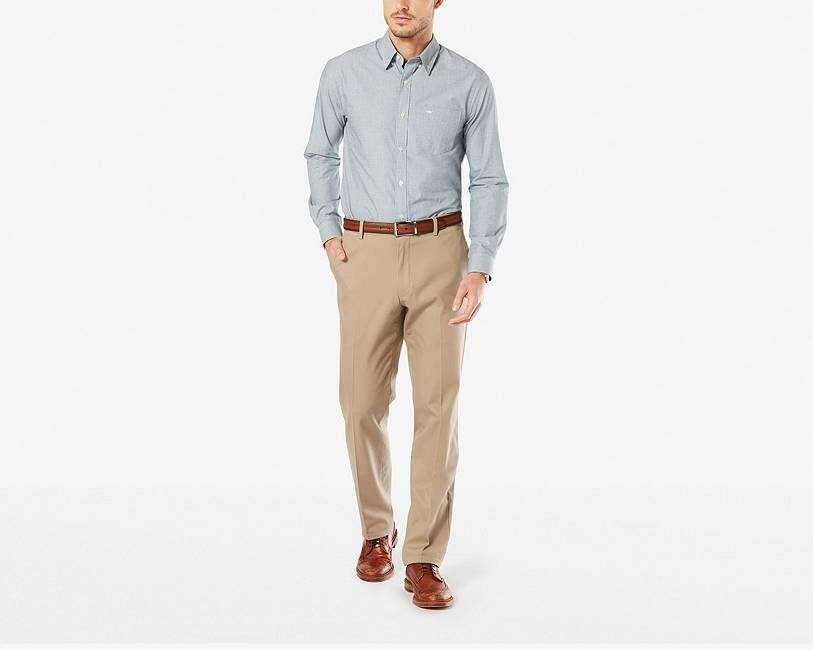 Dockers Khakis 2 for $75 and free shipping