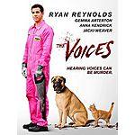The Voices $1 Rental @ Amazon