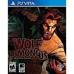 The Wolf Among Us (Vita) $10 @ Amazon