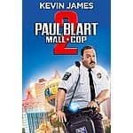 Paul Blart: Mall Cop 2 $1 HD Rental @ Amazon
