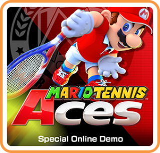 Mario Tennis Aces Special Online Demo comes with 7 Day Free Nintendo Switch Online Trial