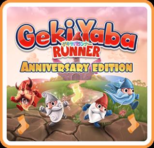 Geki Yaba Runner Anniversary Edition for Nintendo Switch Free if you got RoboNauts for Free