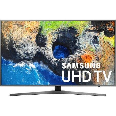 "Samsung 40"" Class 4K (2160P) Smart LED TV (UN40MU7000FXZA) - $397.99"