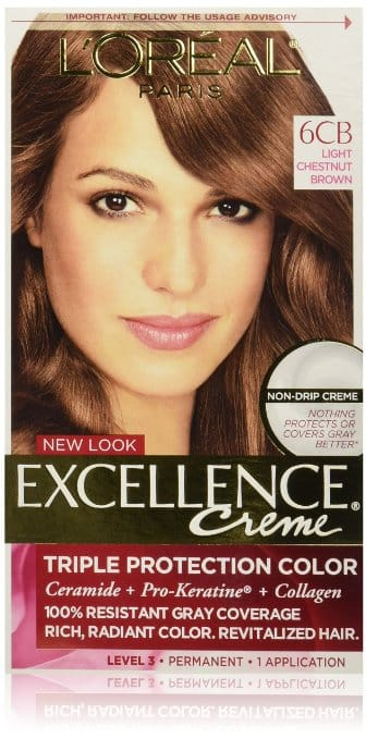 Amazon has Excellence Creme, 6CB Light Chestnut Brown for $1.66