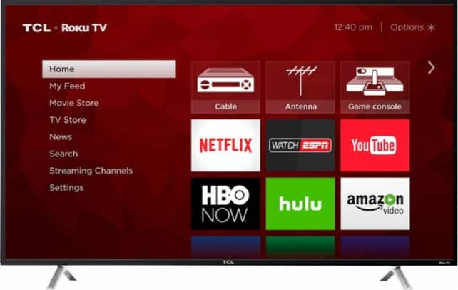 Bestbuy 4K TV Sale from $359