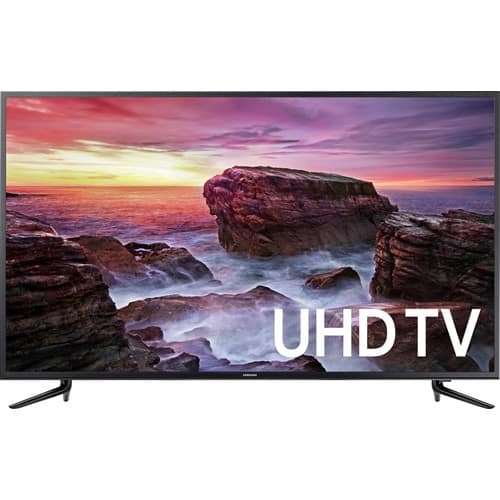 "Samsung - 58"" Class (57.5"" Diag.) - LED - 2160p - Smart - 4K Ultra HD TV for $650"
