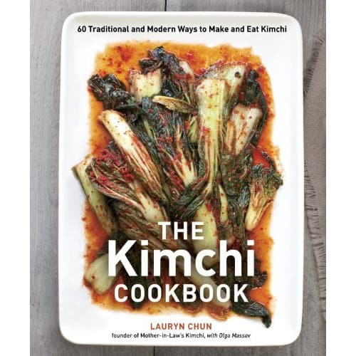 The Kimchi Cookbook: 60 Traditional and Modern Ways to Make and Eat Kimchi $2