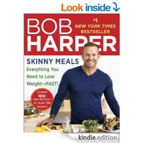 Skinny Meals: Everything You Need to Lose Weight-Fast! (Skinny Rules) $2