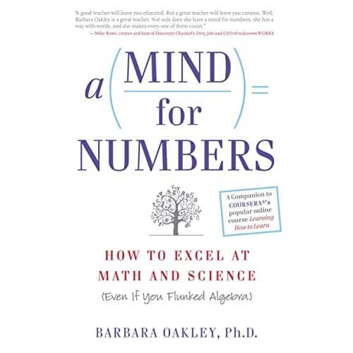 A Mind For Numbers: How to Excel at Math and Science (Even If You Flunked Algebra) $2
