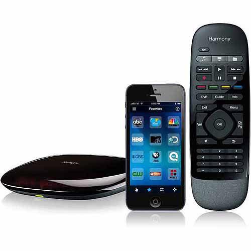 Logitech - Harmony Smart Control - Black $70