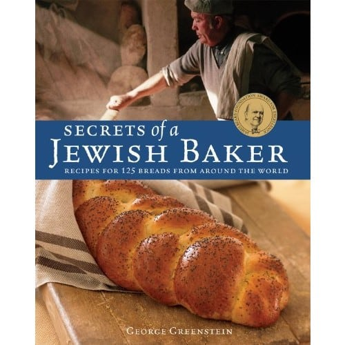 Secrets of a Jewish Baker: Recipes for 125 Breads from Around the World $2