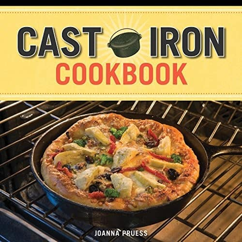 (Kindle edition) Cast Iron Cookbook for $1.13