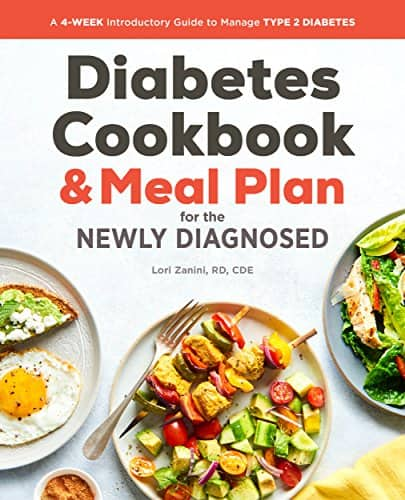 [Kindle Edition] Diabetic Cookbook and Meal Plan for the Newly Diagnosed $1