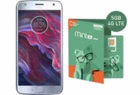 Free 3 months of 5gb Mint prepaid service w/ purchase of Unlocked phone