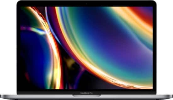 "Apple MacBook Pro 13"" Latest model 10th Gen quad-core i5 2.0 GHz 16GB RAM 512GB SSD $1599 1TB SSD $1799"