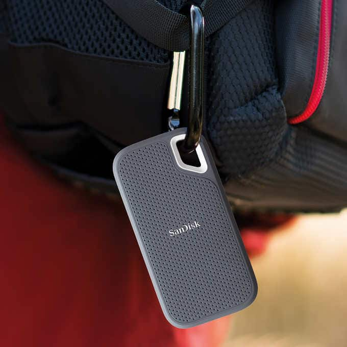 SanDisk Extreme 1TB Portable Solid State Drive w/ Free Shipping $109