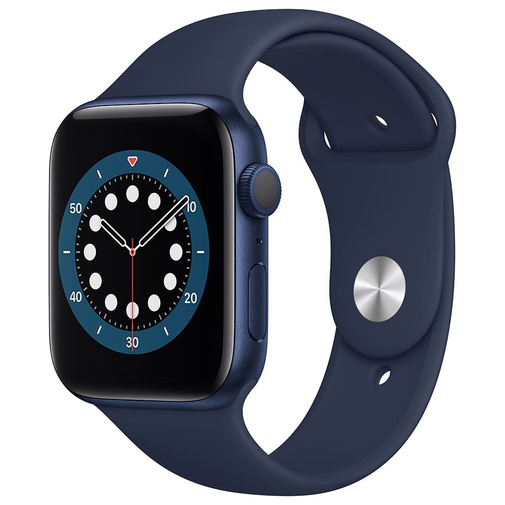 Apple Watch Series 6 Smartwatch: 40mm GPS $379.99 or 44mm GPS 399.99 or 40mm GPS + Cellular $469.99 or 44mm GPS + Cellular $499.99
