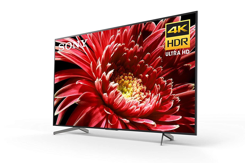 Sony XBR-X850G 85-Inch 4K Ultra HD LED TV (2019 Model) - XBR85X850G $1769.99