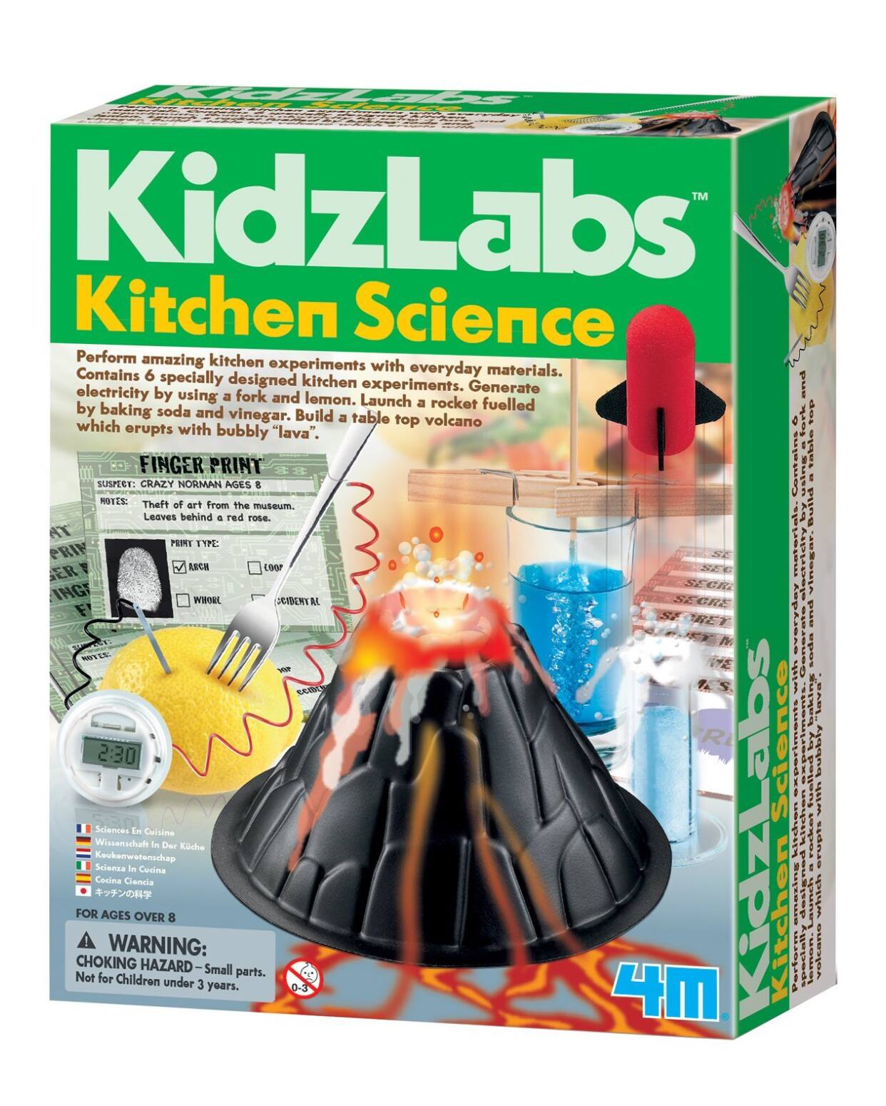 4M Kitchen Science Kit - $5 - FS with Amazon Prime.