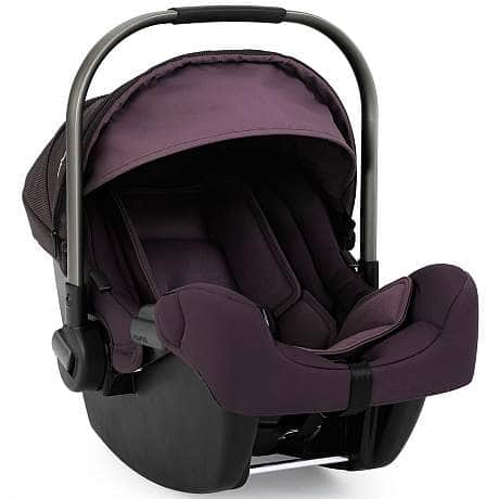 Nuna Pipa Infant car seat in Blackberry color $200 +FS - Slickdeals.net