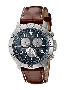 Amazon - Citizen Men's BL5250-02L Titanium Eco-Drive Watch with Leather Band $210.52 with free shipping