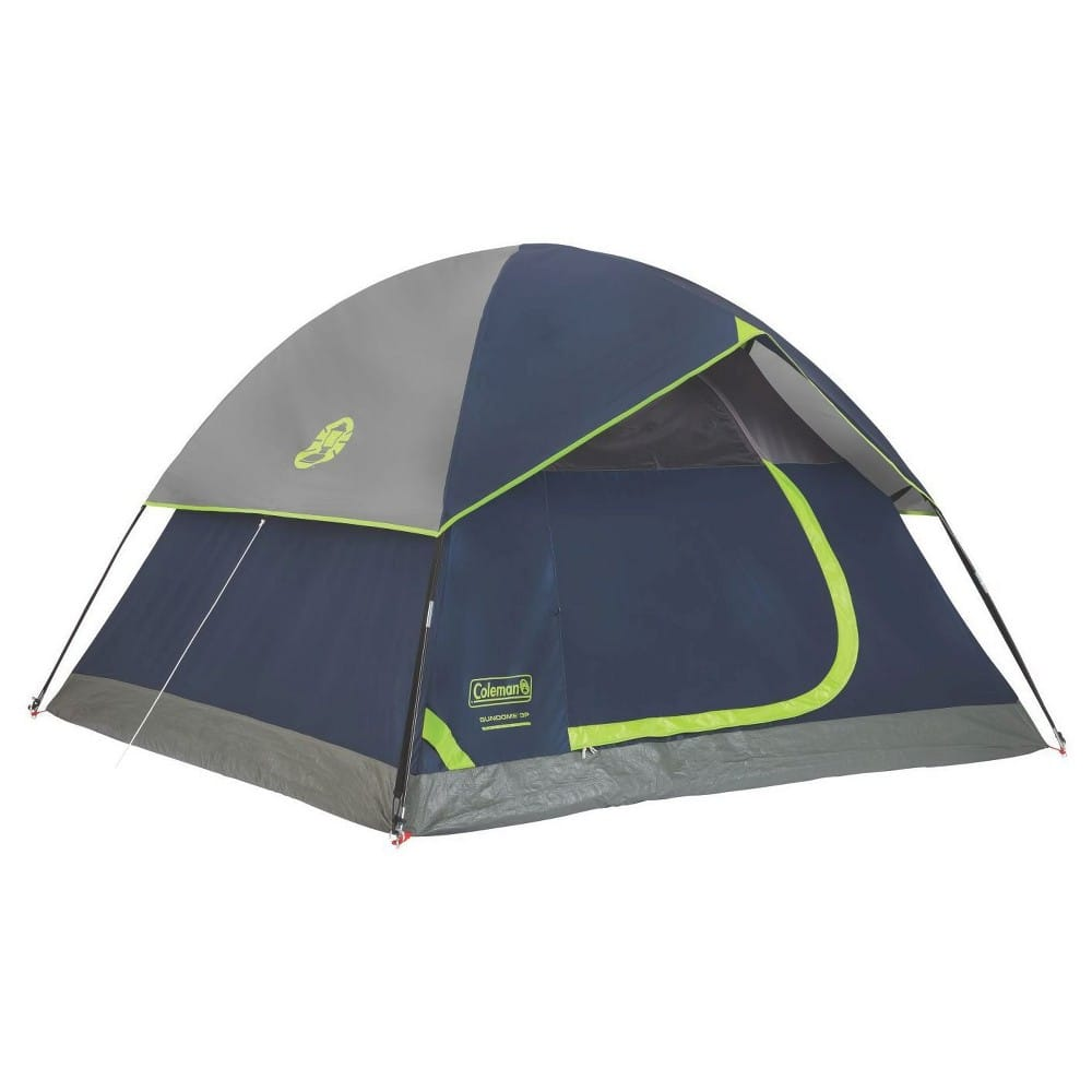 Walmart : Coleman 7' x 7' Sundome 3 Person Tent for $25 with free shipping