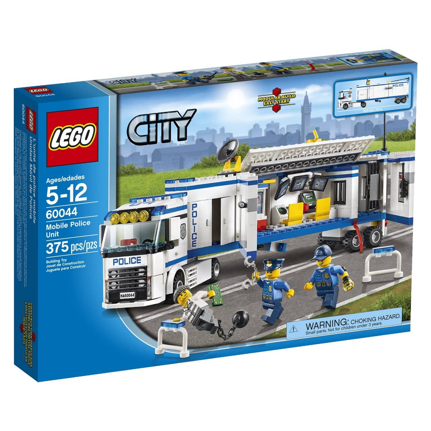 Amazon and Walmart : LEGO City Police 60044 Mobile Police Unit for $29.24 plus taxes