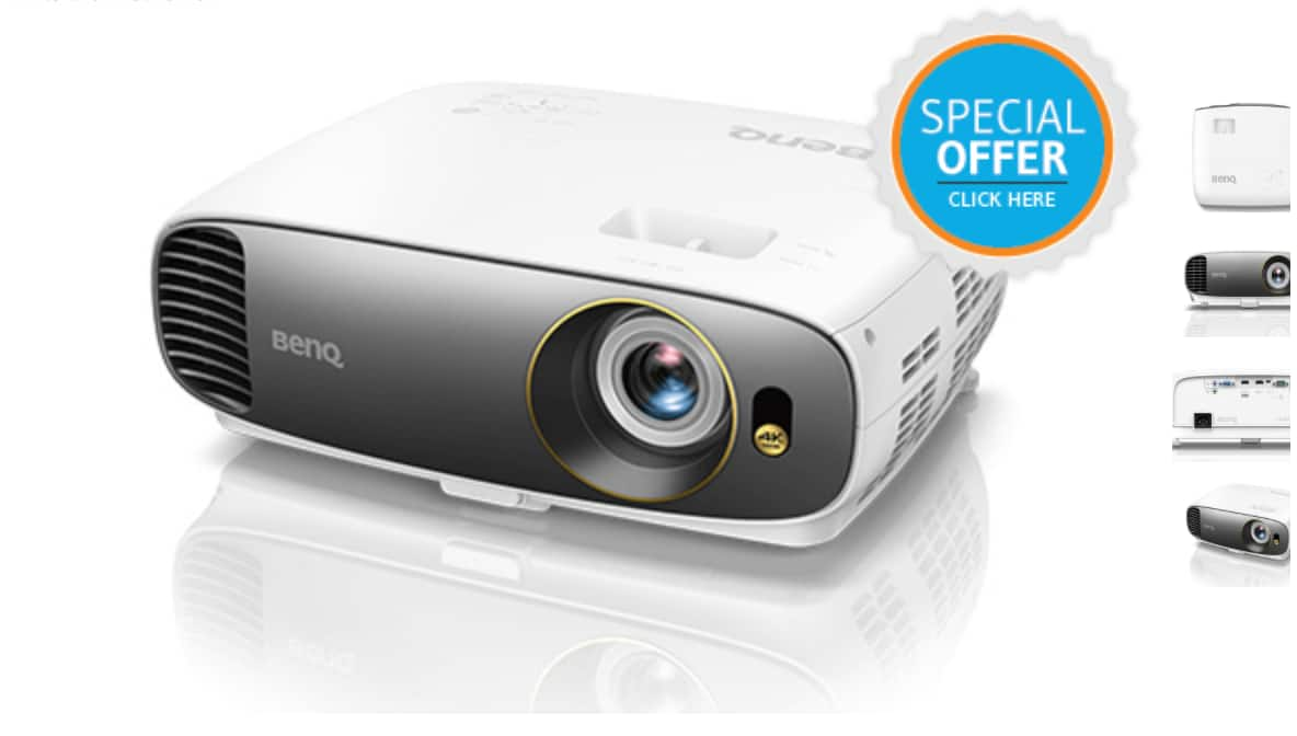 BenQ HT2550 HD Projector $1249 (Free 2-Day Shipping) - ProjectorPeople, ends 7/31