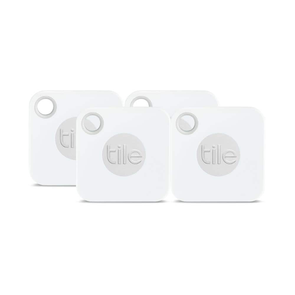 Tile Mate with Replaceable Battery (4-Pack) $19.88 Home Depot