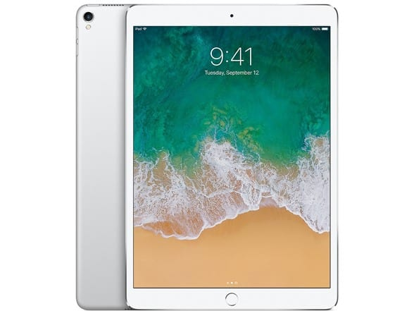 "Apple iPad Pro (2017) 10.5"" 64GB Wi-Fi Tablet, Apple Certified Refurbished with 1-Year Apple Warranty $429.99"
