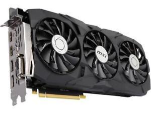 MSI GeForce GTX 1080 Ti DirectX 12 GTX 1080 Ti DUKE 11G OC 11GB 352-Bit GDDR5X $899.99