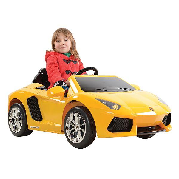 12V Kalee Ride-On Lamborghini with Free Shipping $149.98