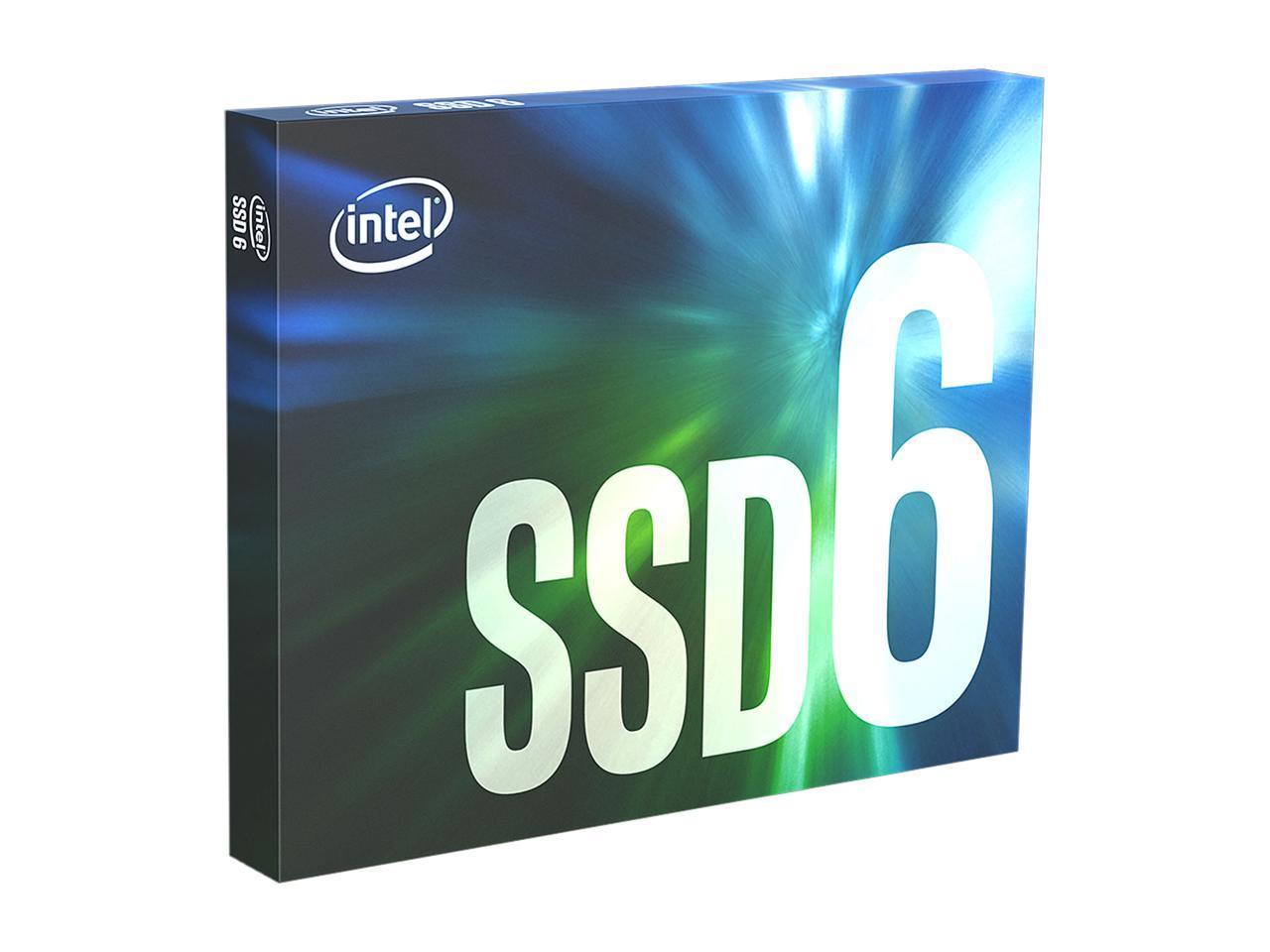 Intel 665p Series M.2 2280 1TB PCIe NVMe 3.0 x4 3D3, QLC Internal Solid State Drive (SSD) SSDPEKNW010T9X1 $109.99