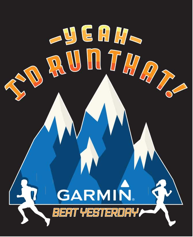Free Garmin Running Shirt Offer! Just Pay Shipping $3.49!