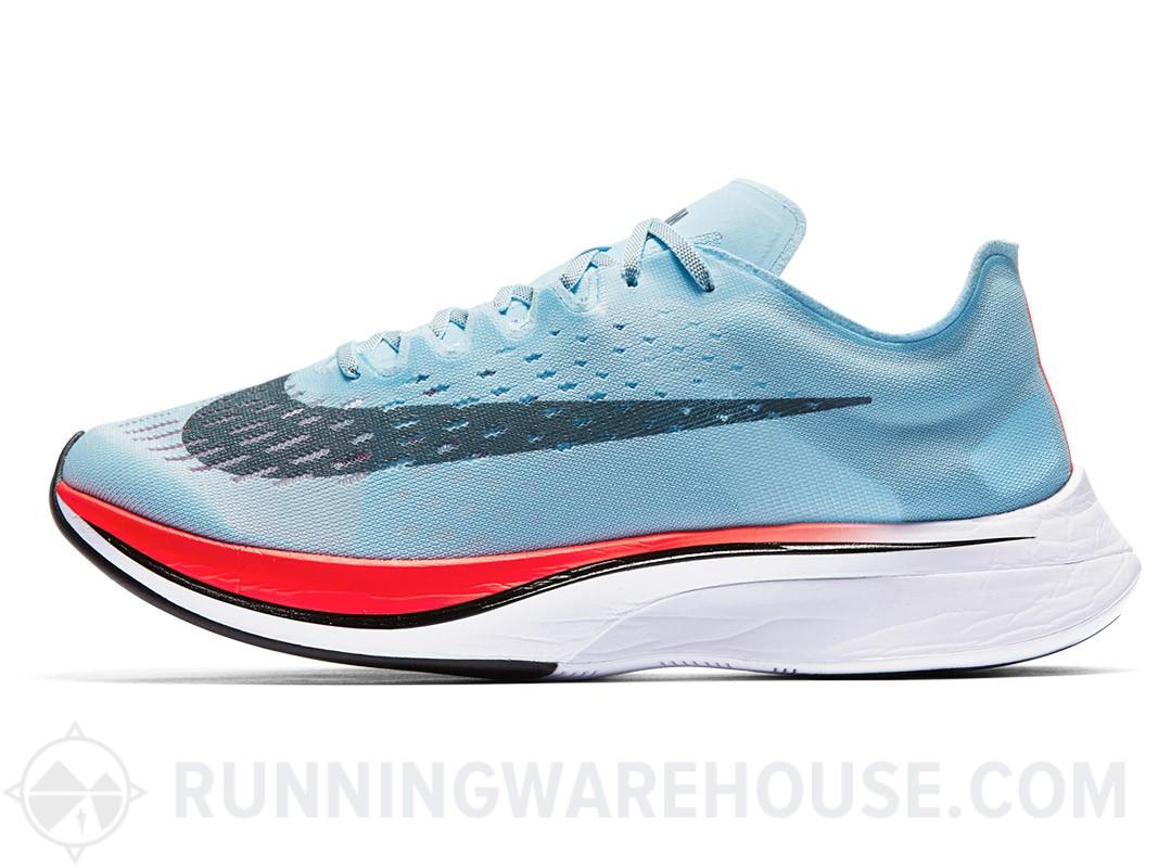 cad43ce511c8b Nike Zoom Vaporfly 4% Unisex Shoes IceBlue Blue Crim - Running Shoe  WareHouse 15% off  212.5