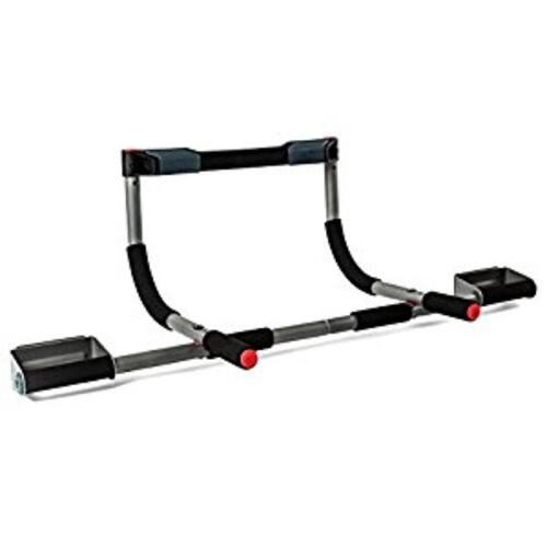 Amazon: $29.99 Perfect Fitness Multi-Gym Doorway Pull Up Bar and Portable Gym System [Pro - Wide Grip Handles]