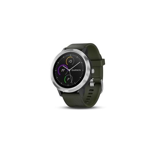 Garmin vívoactive 3 GPS Smartwatch - Black & Stainless $212.48