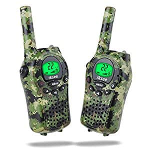 Walkie Talkies for Kids, 22 Channel Two Way Radios Toys $17.81