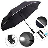 Ylovetoys Windproof Automatic Travel Umbrella $6.49