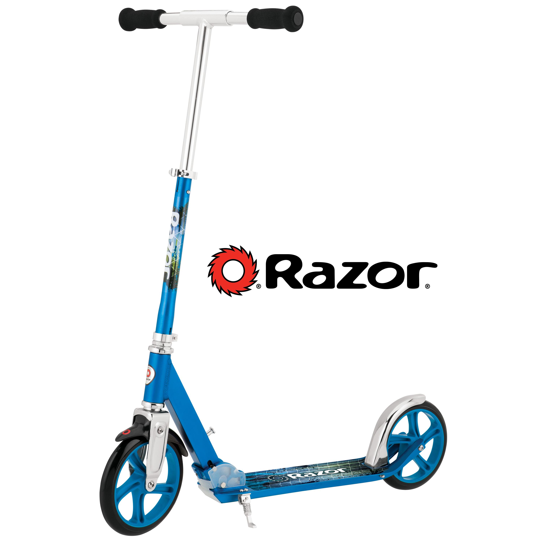 Razor A5 Lux Kick Scooter - Anodized Aluminum Scooter $69 @ Amazon
