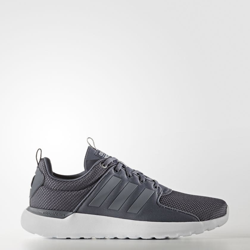 Adidas Cloudfoam Lite Racer Shoes (Gray) sizes 10 - 10.5 - 12  $24.5 +Free S/H