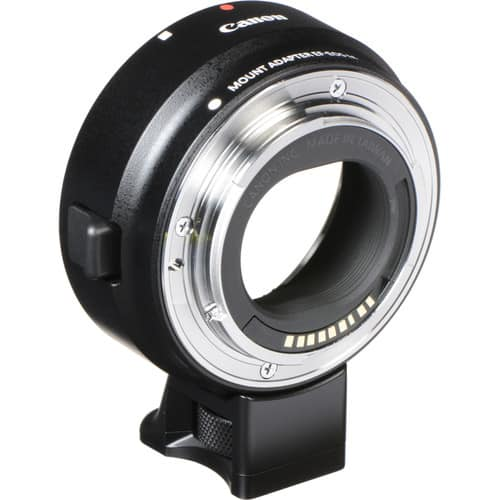 Canon - Lens Mount Adapter for $9 Add-on Savings when purchasing camera
